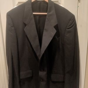 Vintage Yves Saint Laurent men's XL blazer